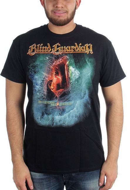 Blind Guardian Beyond The Red Mirror Men's Black T-Shirt