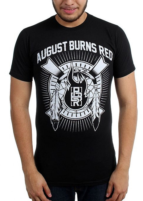 August Burns Red Eagle Slim T-Shirt