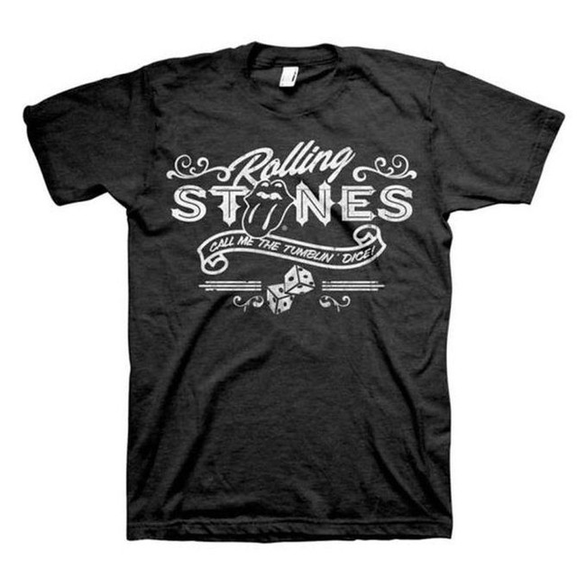 Rolling Stones Tumblin Dice T-Shirt