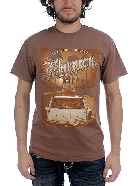 America Band Ventura Highway T-Shirt