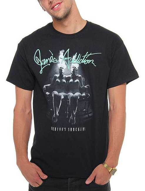 Jane's Addiction Nothing's Shocking T-Shirt
