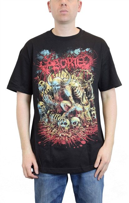 Aborted Godmachine T-Shirt