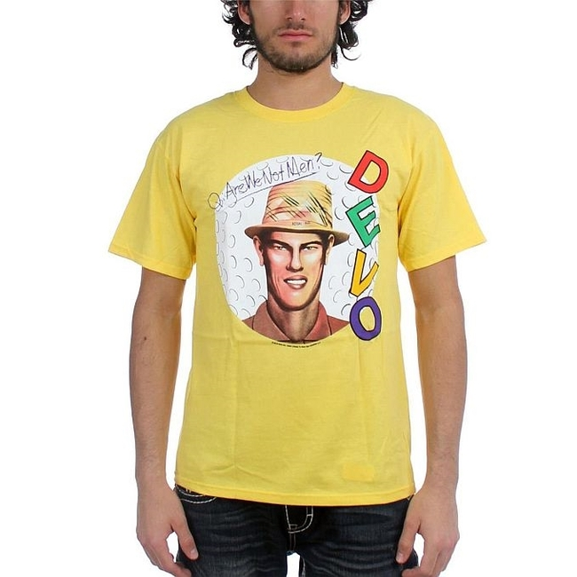 Devo Are We Not Men? T-Shirt