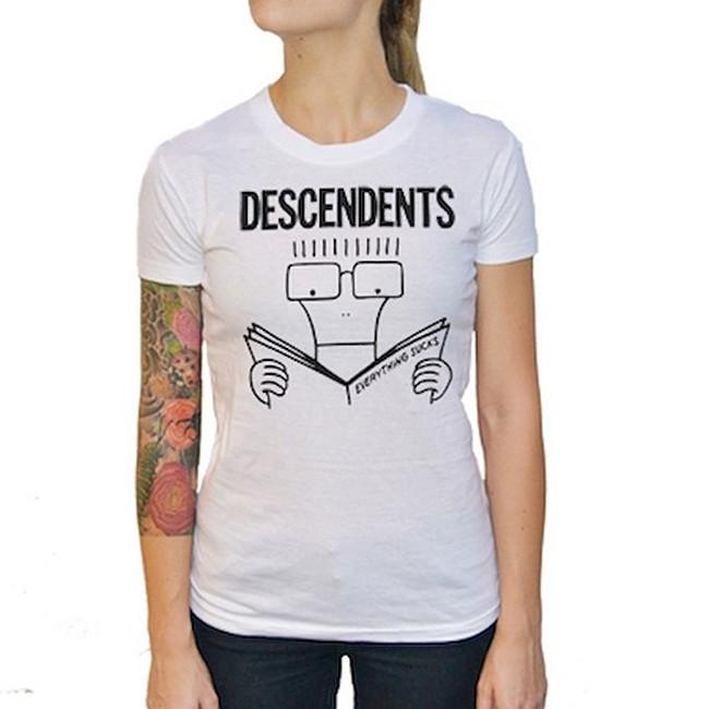 Descendents Everything Sucks Junior Women's T-Shirt