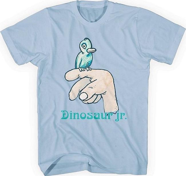 Dinosaur Jr. Bird Lightweight T-Shirt