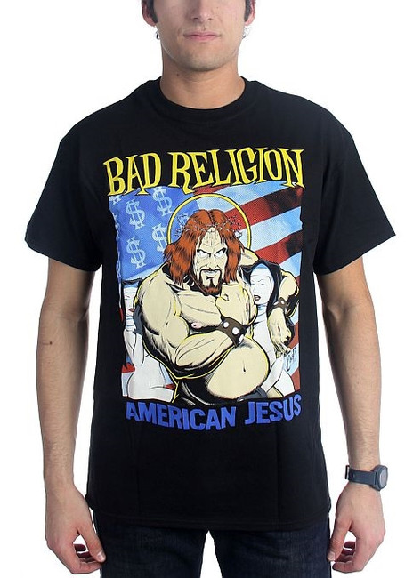Bad Religion American Jesus T-Shirt