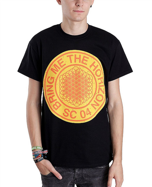 Bring Me The Horizon Sempiternal Circle T-Shirt
