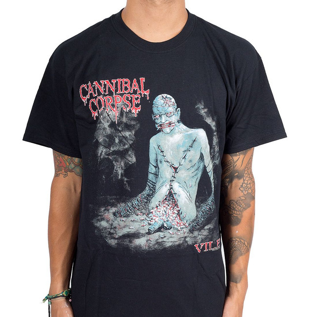 Cannibal Corpse Vile T-Shirt