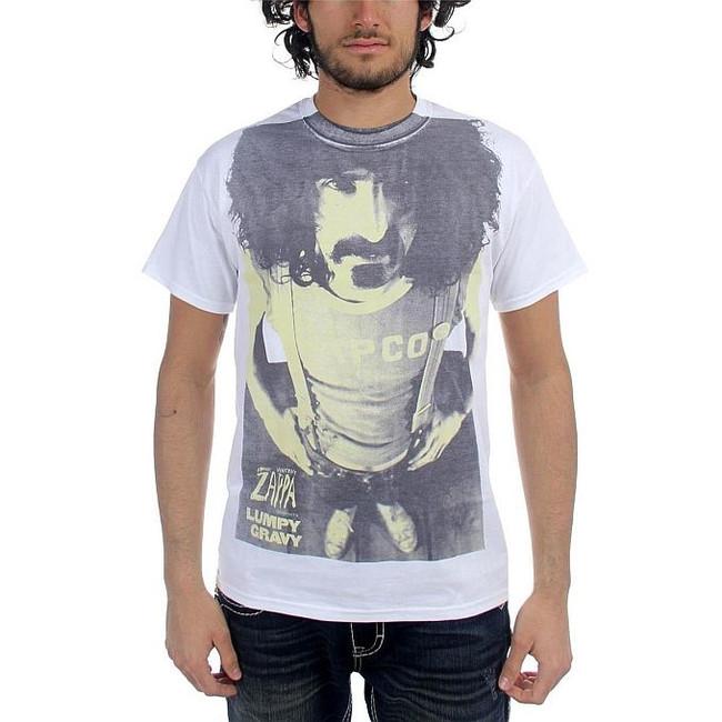 Frank Zappa Pipco Lumpy Gravy Premium Print T-Shirt