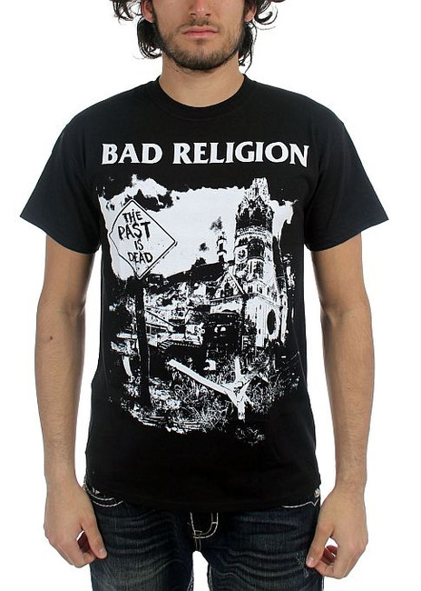 Bad Religion The Past Is Dead T-Shirt