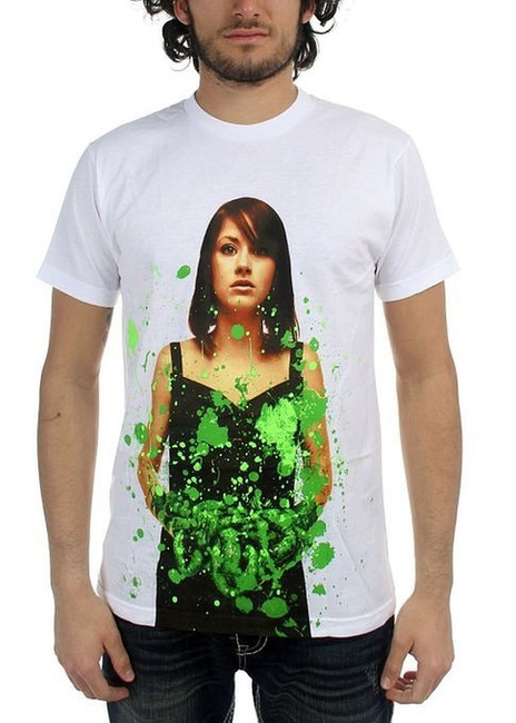 Bring Me The Horizon Suicide Season Green T-Shirt