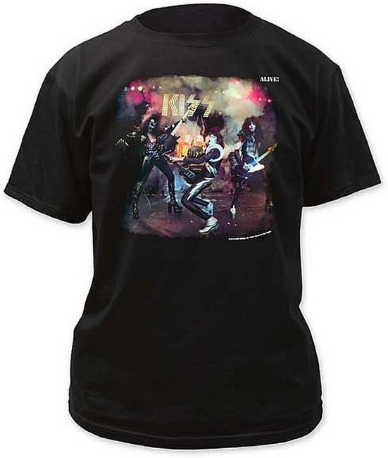 Kiss Alive! T-Shirt