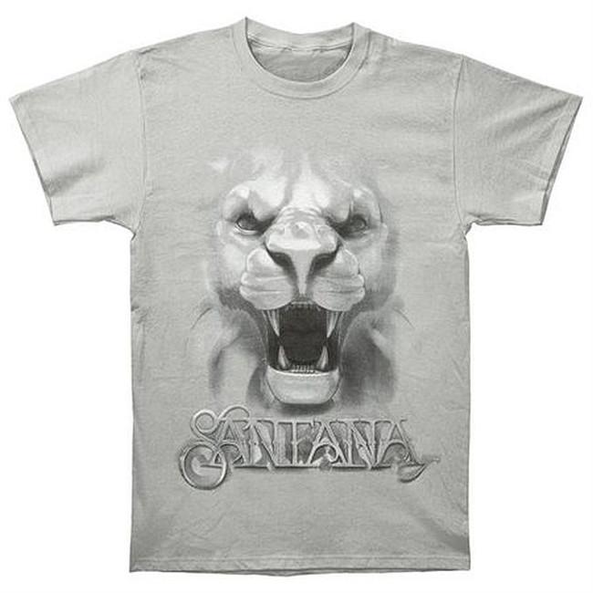 Santana 3D Lion T-Shirt