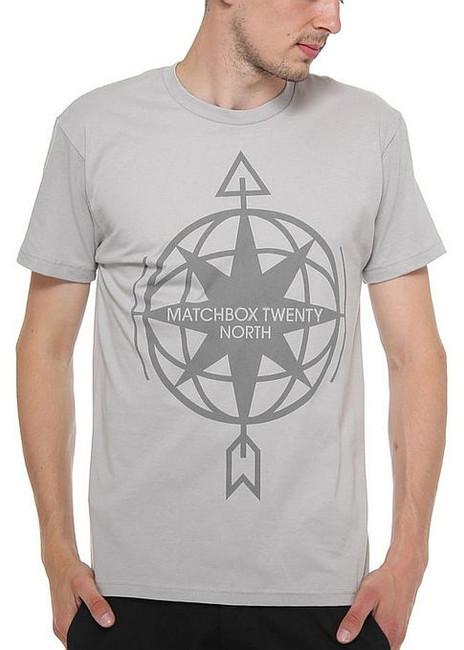 Matchbox Twenty Pointing North T-Shirt