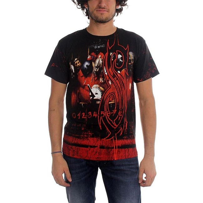 Slipknot - Debut All Over T-Shirt