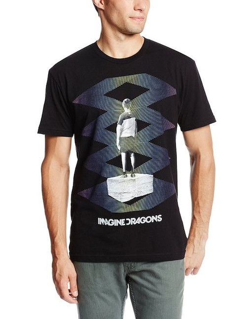 Imagine Dragons Zig Zag T-Shirt