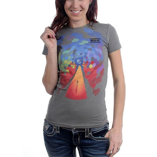 Muse Bleach Cover Junior Women's T-Shirt