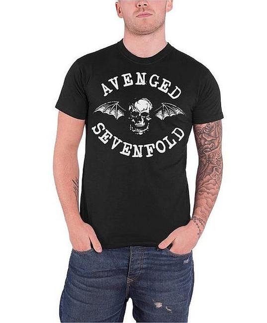 Avenged Sevenfold - Classic Deathbat T-Shirt