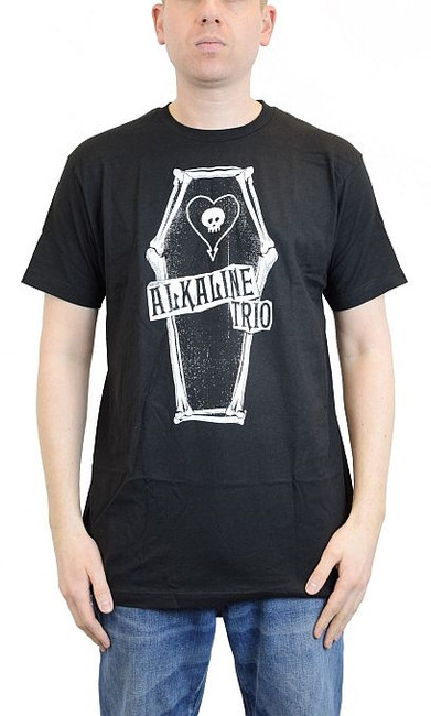 Alkaline Trio Bone Coffin T-Shirt