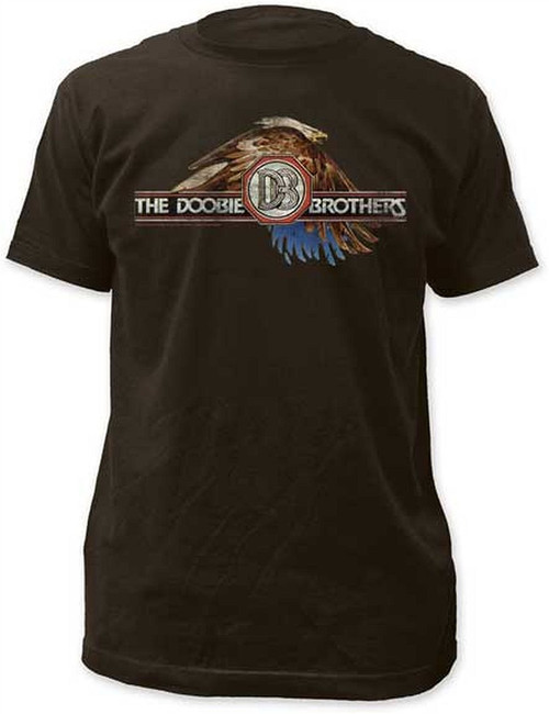 Doobie Brothers Eagle Fitted T-Shirt