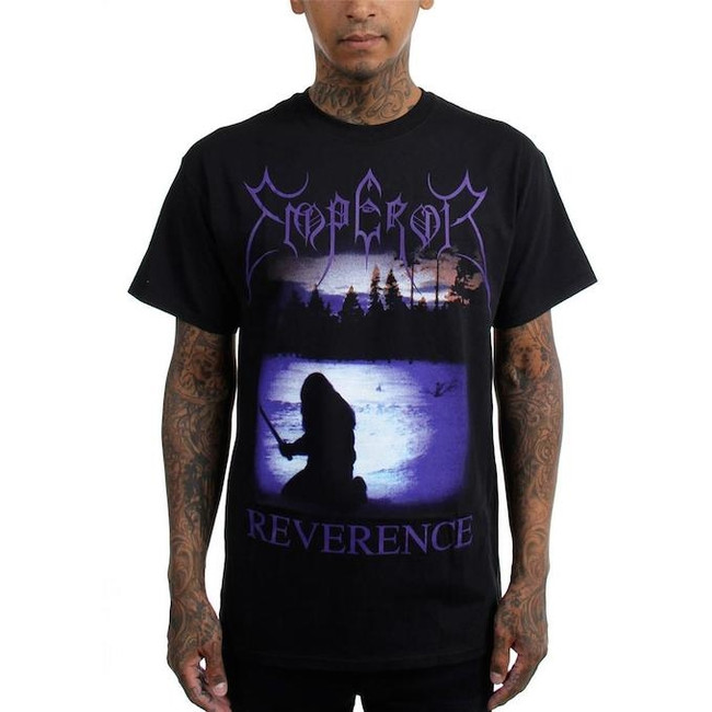 Emperor Loss and Curse of Reverence T-Shirt