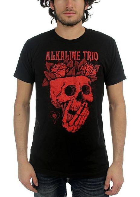Alkaline Trio Rosebrains T-Shirt