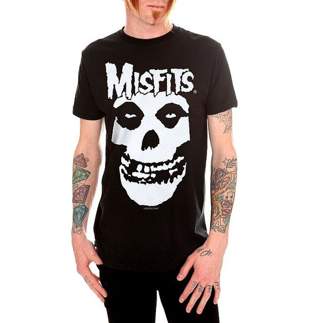 Misfits New Skull Classic T-Shirt