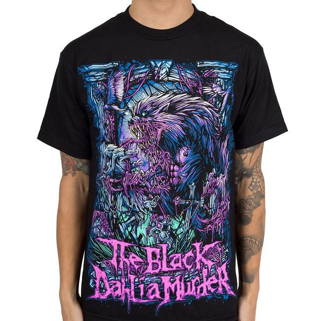 Black Dahlia Murder - Wolfman T-Shirt