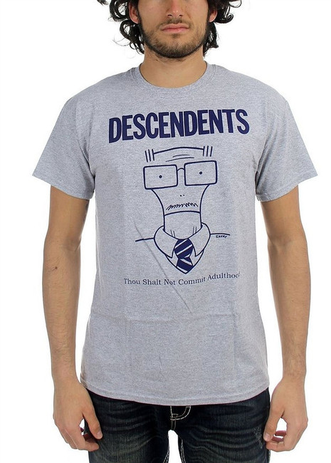 Descendents Commit Adulthood T-Shirt