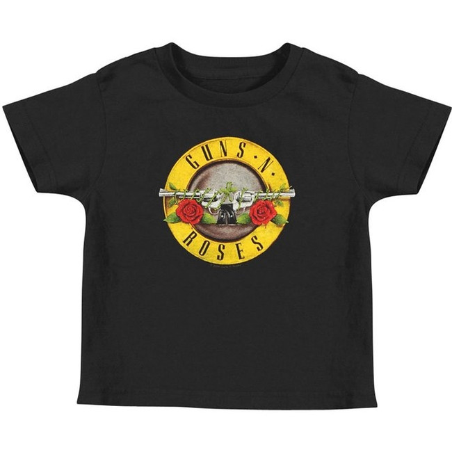 Guns N Roses - Bullet Toddler T-Shirt