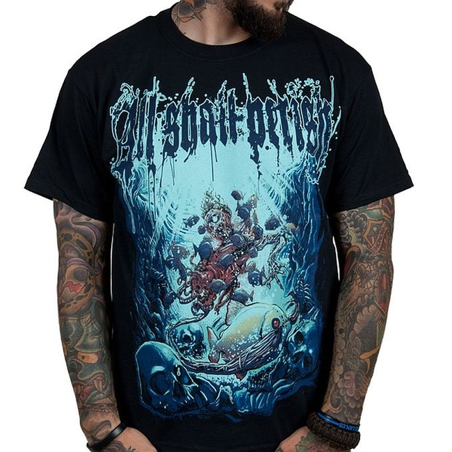 All Shall Perish Deep Sea T-Shirt