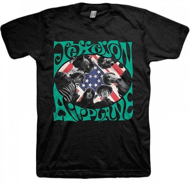 Jefferson Airplane Volunteers T-Shirt