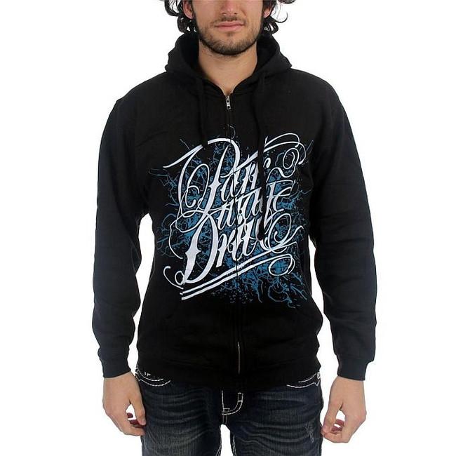 Parkway Drive Deep Blue Zip Hoodie Sweatshirt