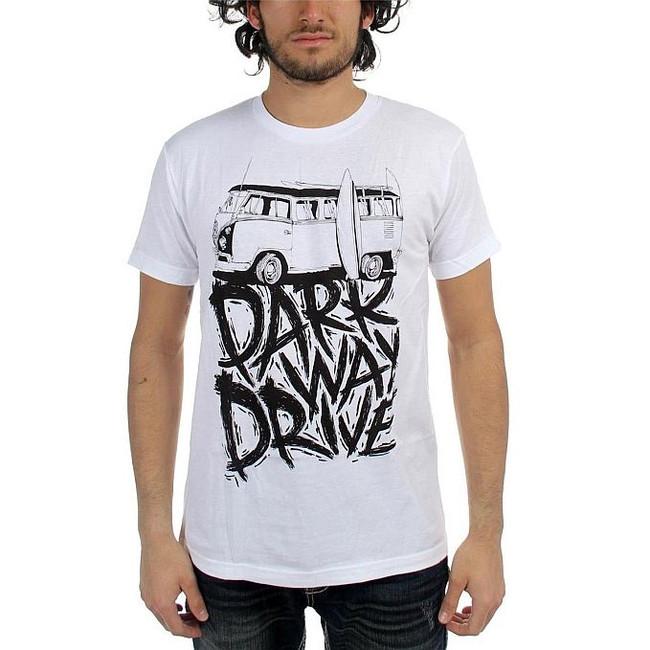 Parkway Drive Kombi Slim Fit T-Shirt
