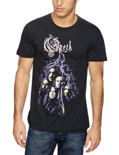 Opeth Faces T-Shirt