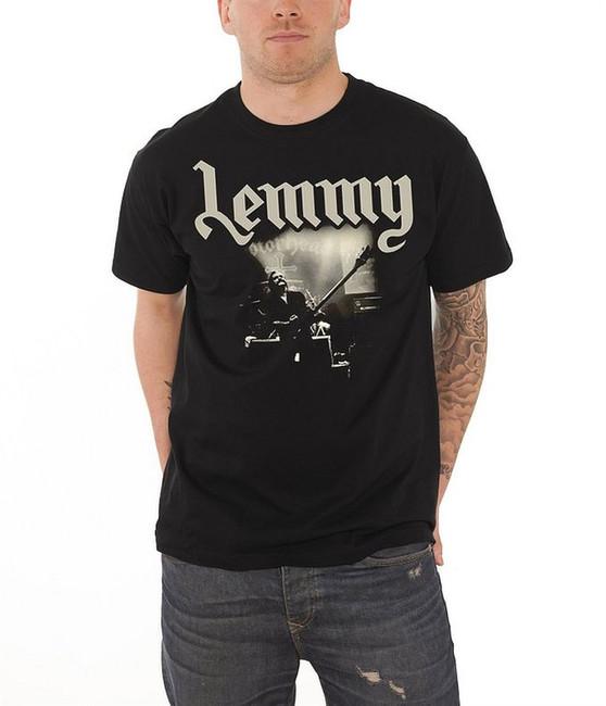 Motorhead Lemmy Lived To Win T-Shirt