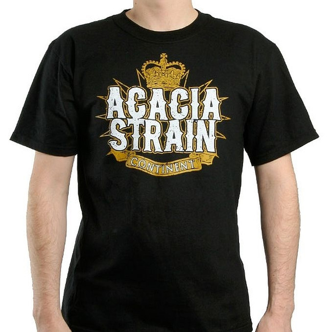 The Acacia Strain Crown T-Shirt