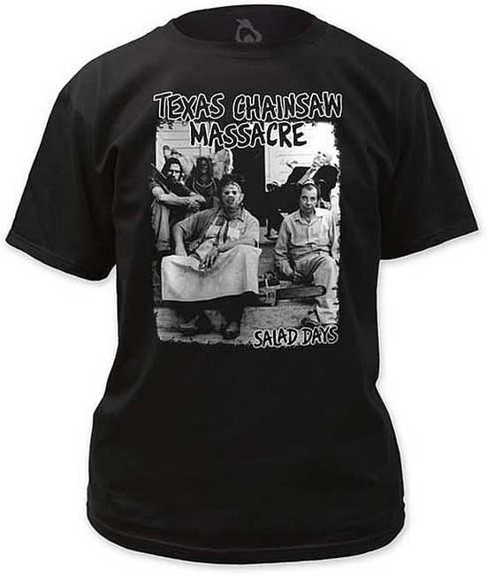 Texas Chainsaw Massacre Salad Days T-Shirt
