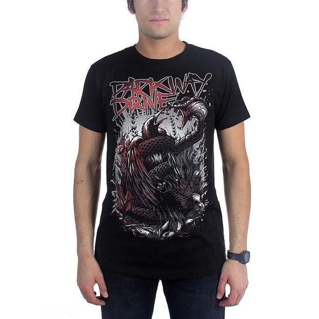 Parkway Drive Snake Crow T-Shirt