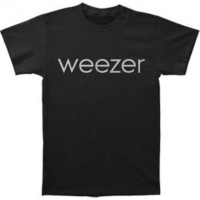 Weezer Classic Logo T-Shirt