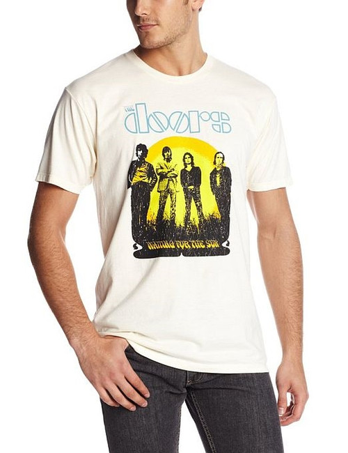 The Doors - Waiting For The Sun Tour T-Shirt