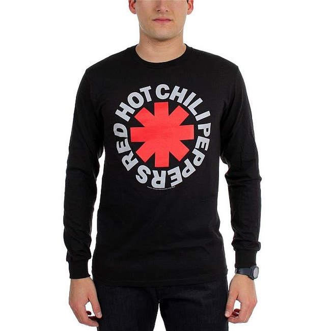 Red Hot Chili Peppers Asterisk Long Sleeve T-Shirt