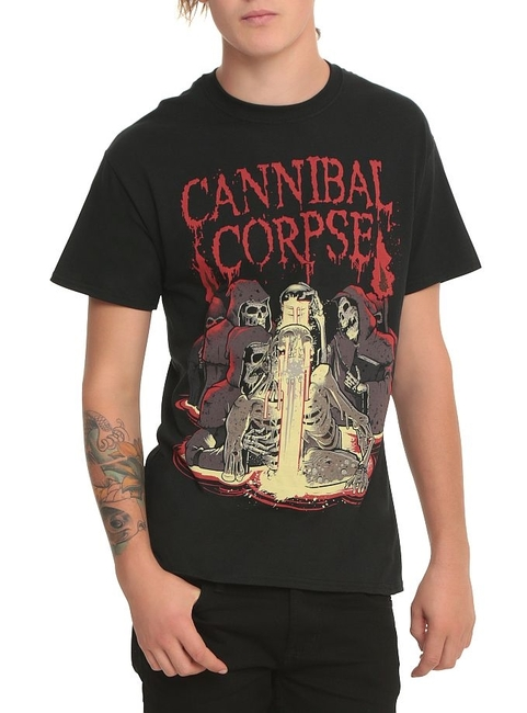 Cannibal Corpse Acid T-Shirt