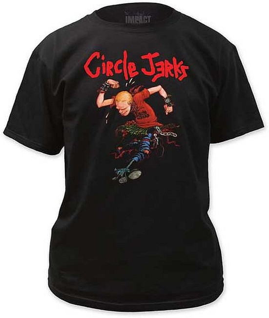 Circle Jerks Skank Man T-Shirt