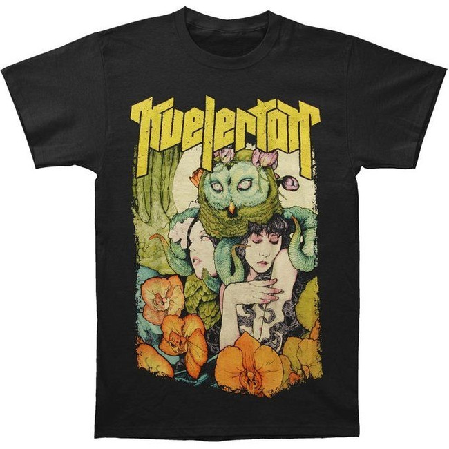 Kvelertak Octopool Self Titled T-Shirt