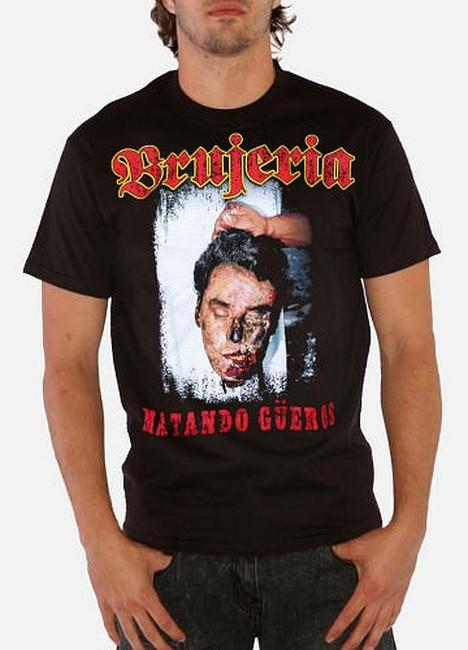 Brujeria Matando Gueros T-Shirt