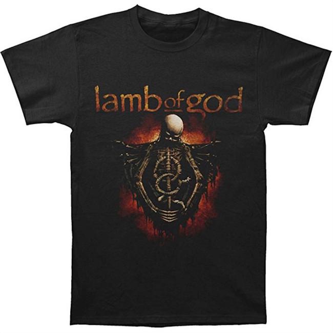 Lamb of God Torso Men's Black T-Shirt