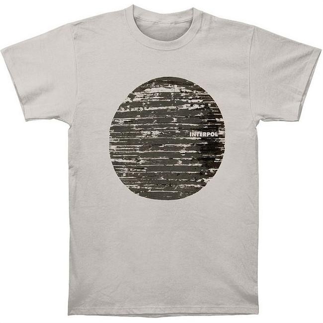 Interpol Wood Slim Fit T-Shirt
