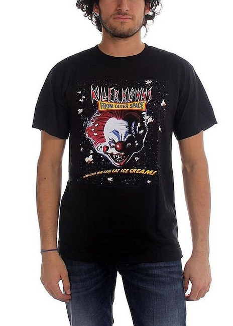 Killer Klowns From Outer Space Movie Poster 1 T-Shirt