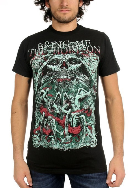 Bring Me The Horizon Belanger T-Shirt